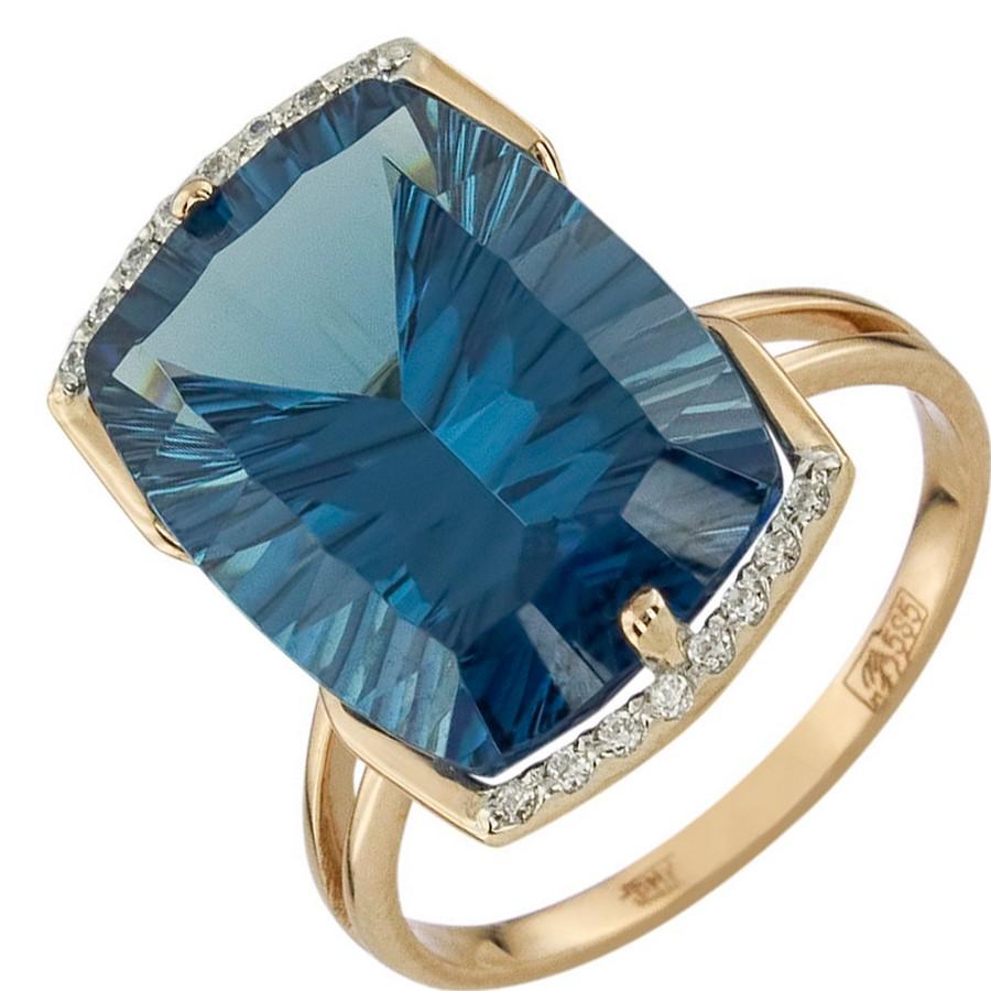 Золотое Кольцо Арт 0025