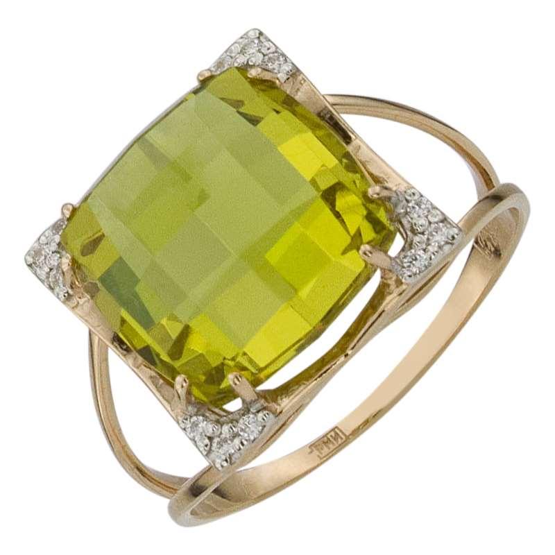 Золотое Кольцо Арт 0052
