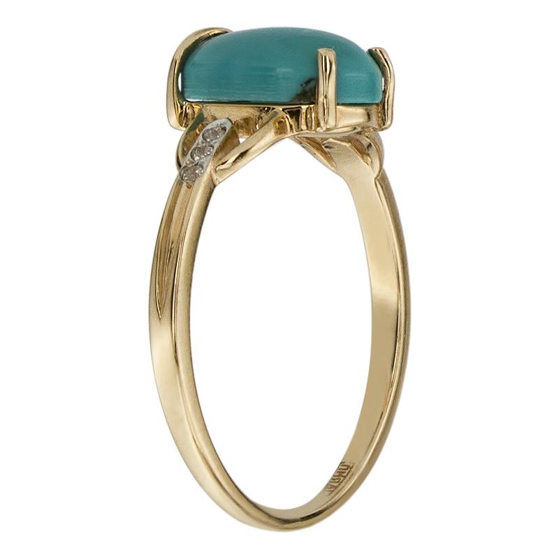 кольца с камнем фото и цена