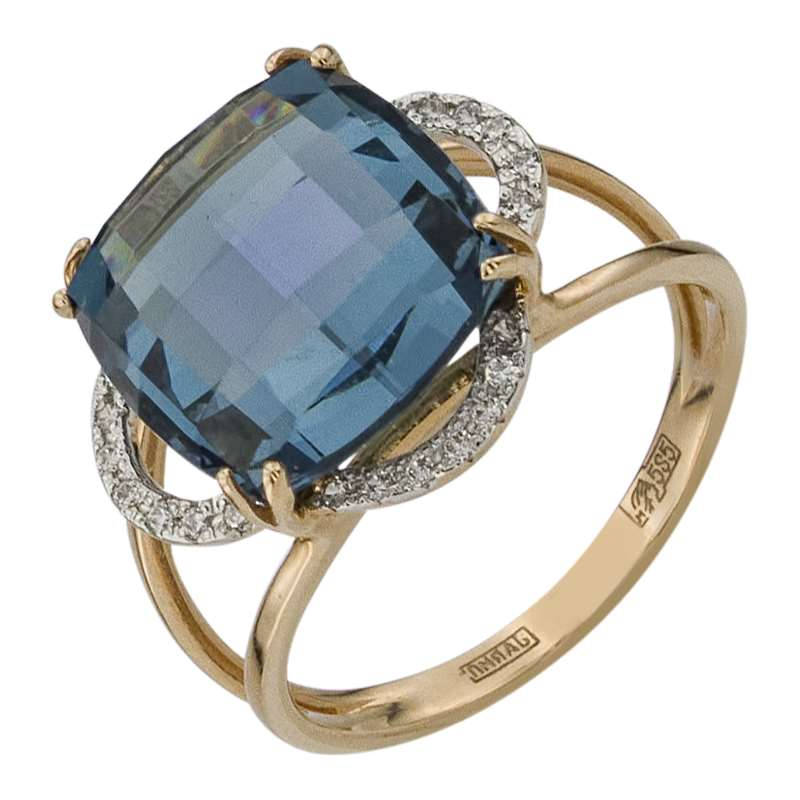 Золотое Кольцо Арт 0120
