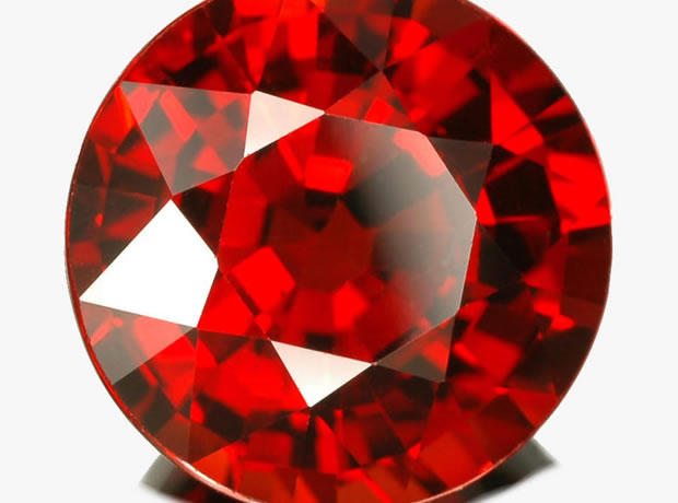 Камень гранат цвета и оттенки